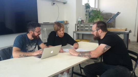 PSYCH UP_IO1 meetings Italy